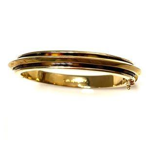 ✨NWT Givenchy Gold Tortoise Bangle/Bracelet